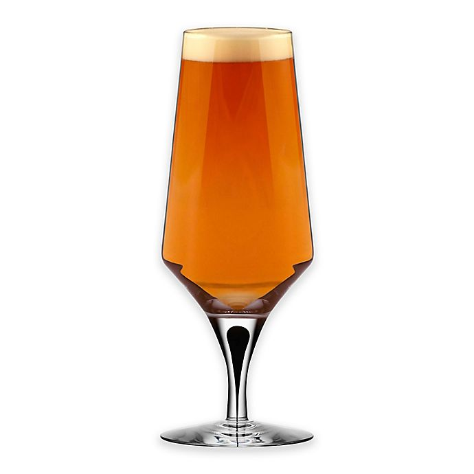 Alternate image 1 for Orrefors Metropol Beer Glasses (Set of 2)