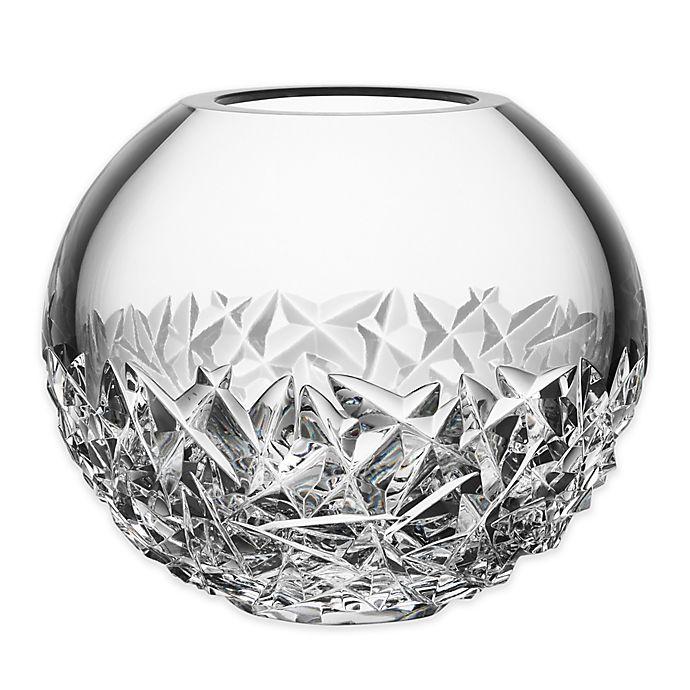 Alternate image 1 for Orrefors Carat 7-Inch Globe Vase