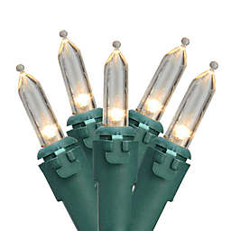 Northlight 12.5-Foot 35-Light LED Mini String Lights in Warm White