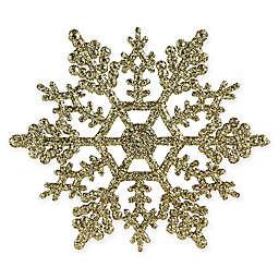 Northlight 24-Pack Snowflake Christmas Ornaments