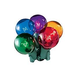 Kurt Adler 20-Foot 20-Light Globe Light Set