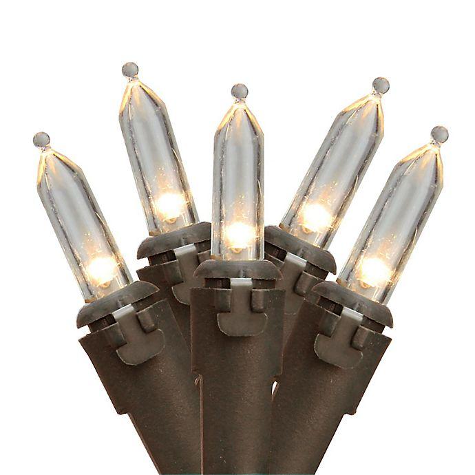 Alternate image 1 for Northlight 12.5-Foot 35-Light LED Mini String Lights