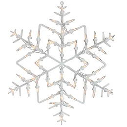 Northlight 15-Inch Snowflake Christmas Decoration