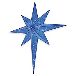 72-Inch LED Pre-Lit Christmas Star