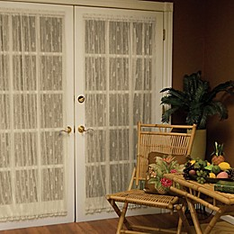 Heritage Lace® Bee Sidelight Window Curtain Panel