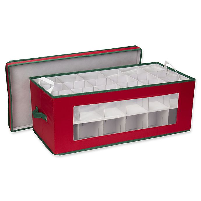Alternate image 1 for Household Essentials® Holiday Storage Box Collection