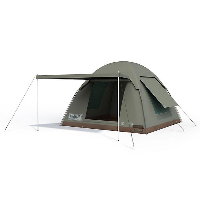 Alternate image 1 for Bushtec Adventure Alpha Kilo 4000 6-Person Tent