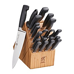 Zwilling® J.A. Henckels Four Star 20-Piece Knife Block