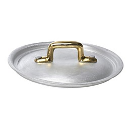 Ballarini Servintavola 4.3-Inch Mini Lid in Silver/Gold