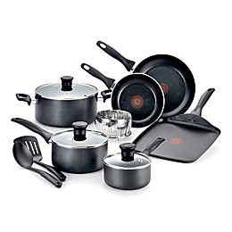 T-Fal® Pure Cook Nonstick Aluminum 12-Piece Cookware Set
