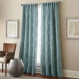 Talia Rod Pocket/Back Tab Window Curtain Panel