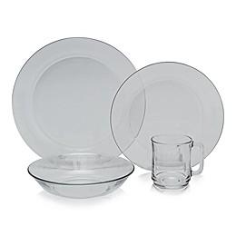 Duralex Lys Glass Dinnerware Collection