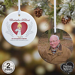 This Precious Moments® Memorial Christmas Ornament