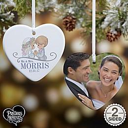 Precious Moments® Wedding Heart Christmas Ornament