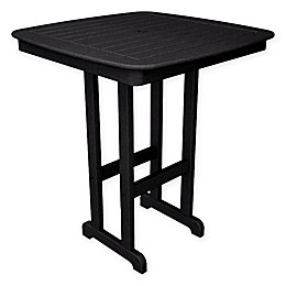 POLYWOOD® Nautical 37-Inch Bar Table