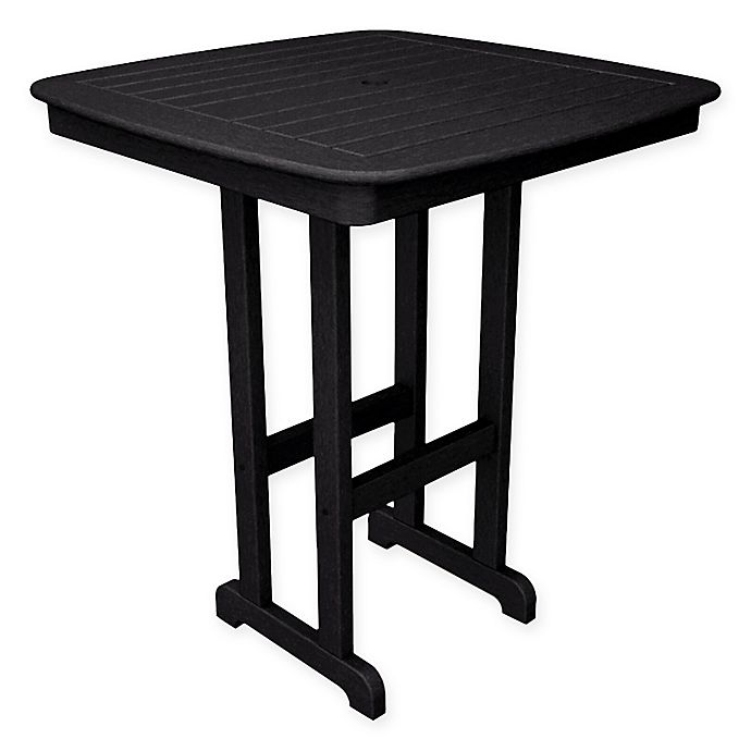 Alternate image 1 for POLYWOOD® Nautical 37-Inch Bar Table