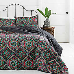 Azalea Skye® Nairobi 2-Piece Reversible Twin Quilt Set