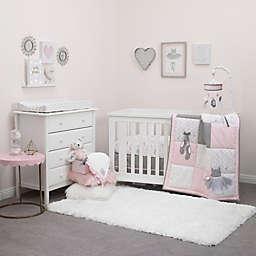 Nojo® Ballerina Bows Crib Bedding Collection