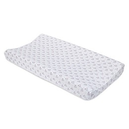 Nojo® Ballerina Bows Changing Pad Cover