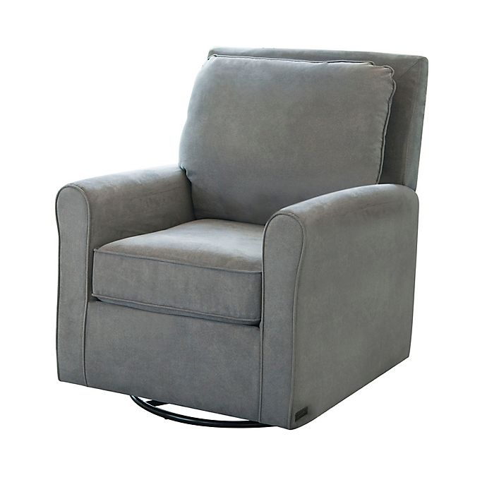 Alternate image 1 for Abbyson Living® Silo Glider in Grey
