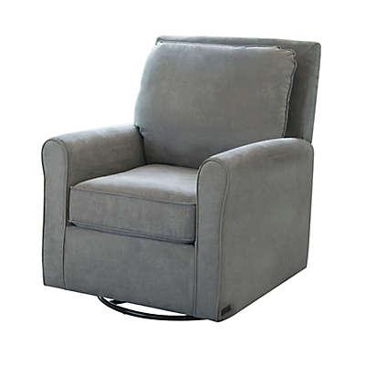 Abbyson Living® Silo Glider in Grey