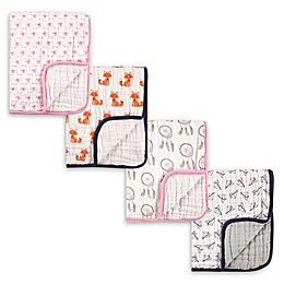 Hudson Baby® Tranquility Muslin Blanket