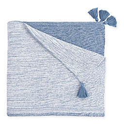 Elegant Baby® Ombre Knit Blanket in Blue