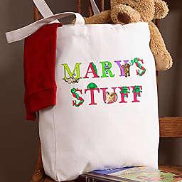 Alphabet Animals Petite Tote Bag