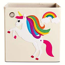 kaikai & ash Unicorn Kid's Storage Bin