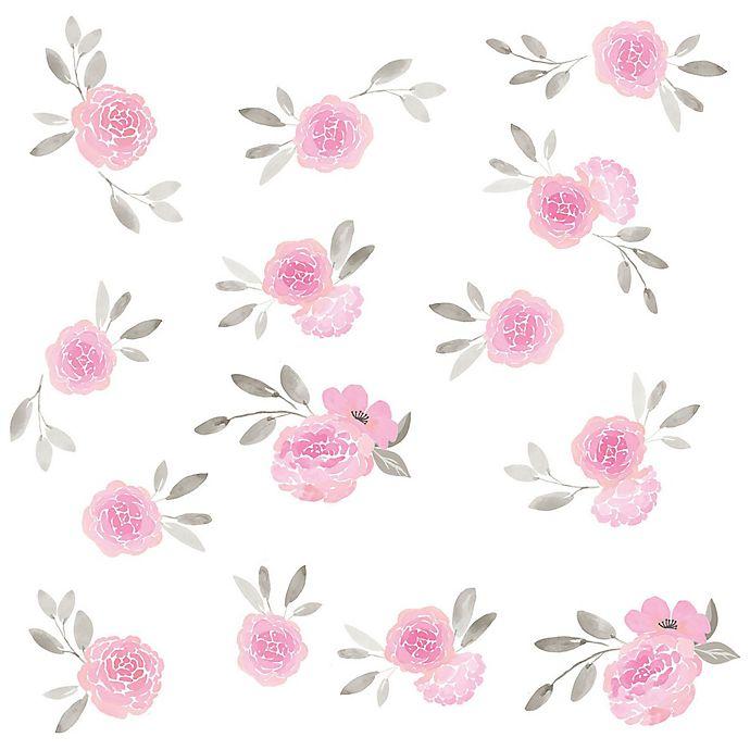 Alternate image 1 for WallPops!® May Flower Wall Art Kit