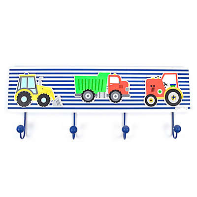 Concepts In Time Truck Wall Hooks