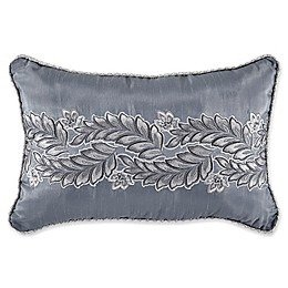 Croscill® Seren Boudoir Throw Pillow in Blue