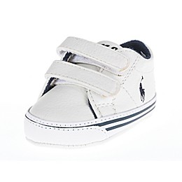 Polo Ralph Lauren Scholar EZ Sneaker in White