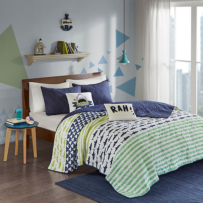 Urban Habitat Kids Finn Coverlet Set Bed Bath Amp Beyond