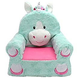 Soft Landing™ Premium Sweet Seats™ Unicorn Character Chair