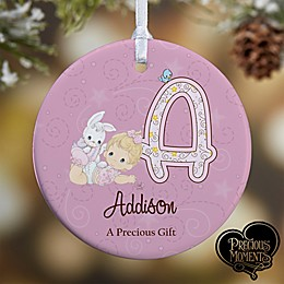 This Precious Moments® Baby Ornament