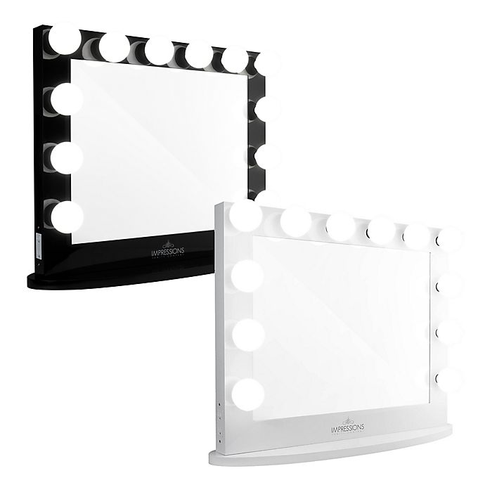 Alternate image 1 for Hollywood Iconic Plus Vanity Mirror