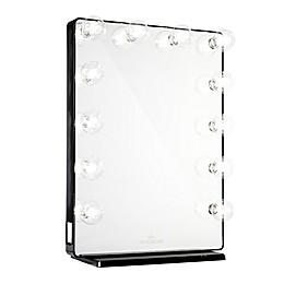 Impressions Hollywood Glow™ XL 2.0 Vanity Mirror in Black