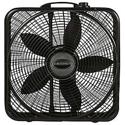Lasko® 20-Inch Power Plus Fan Box in Black