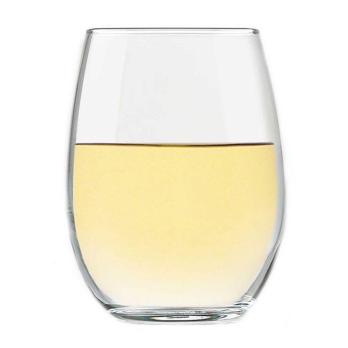 Alternate image 1 for Dailyware™ Stemless Wine Glasses (Set of 4)