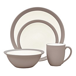 Noritake® Colorwave Curve Dinnerware Collection in Clay