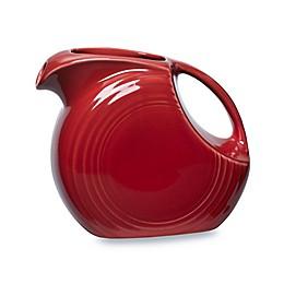 Fiesta® Large Pitcher in Scarlet
