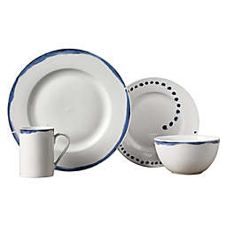 Tabletops Gallery® Isla 16-Piece Dinnerware Set