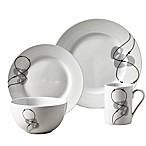 Tabletops Gallery® Jacqueline 16-Piece Dinnerware Set