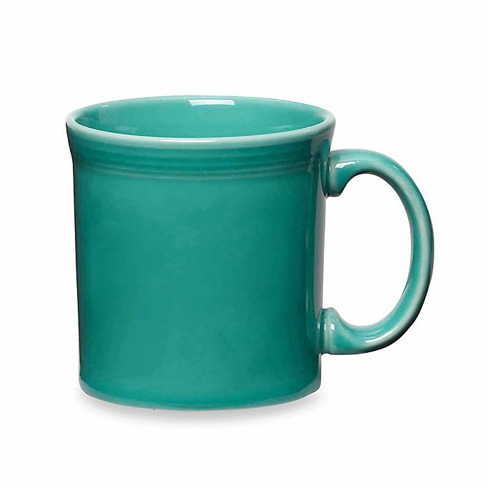Alternate image 1 for Fiesta® Java Mug in Turquoise