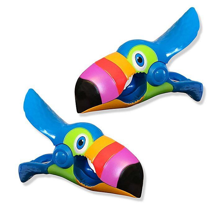 Alternate image 1 for Boca Clip® Toucan Clothespin