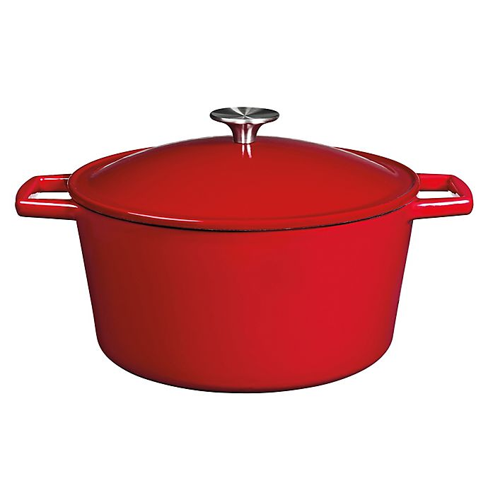 Alternate image 1 for Artisanal Kitchen Supply™  Enameled Cast Iron Dutch Oven