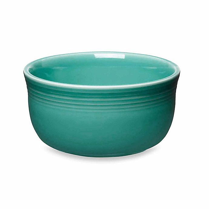 Alternate image 1 for Fiesta® Gusto Bowl in Turquoise