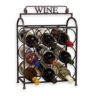 Wine Racks Cabinets Wall Wine Glass Racks Bed Bath Beyond