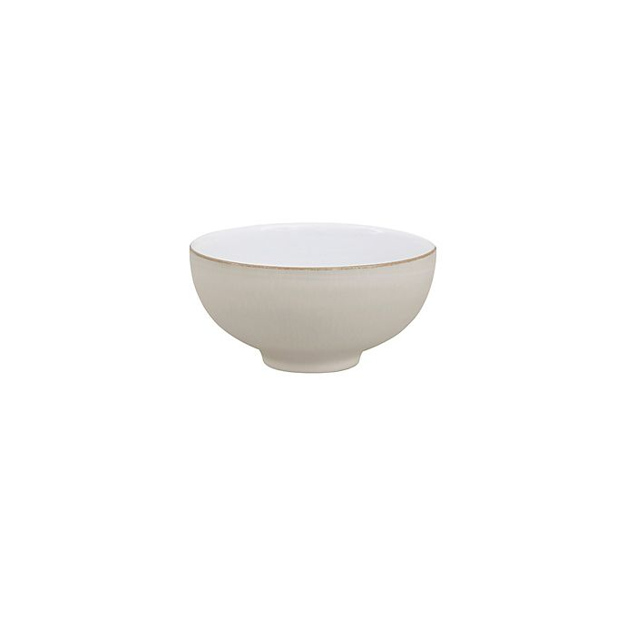 Alternate image 1 for Denby Natural Canvas Rice Bowl